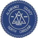 Logo for Alamance County