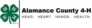 Alamance 4-H logo web
