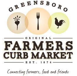 Greensboro Farmers Curb Market logi