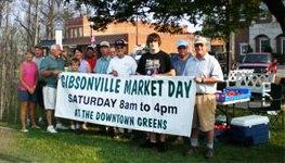 Gibsonville Market Day