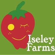 Iseley Farms Vegetable Barn logo