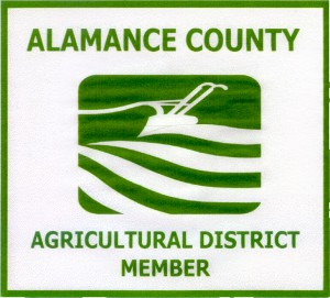 Cover photo for Alamance County Voluntary Agricultural District