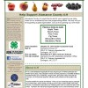 Fall Plant Sale Brochure-2014 photo