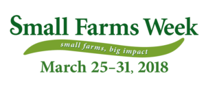 Cover photo for 32nd Annual Small Farms Week
