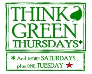 Cover photo for 2020 Think Green Thursdays Are Live!