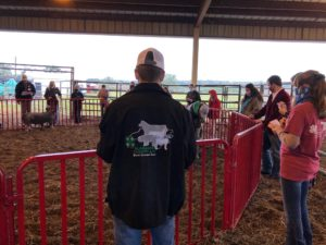 Cover photo for Alamance County 4-H Youth Livestock Team Members Compete at State Contest