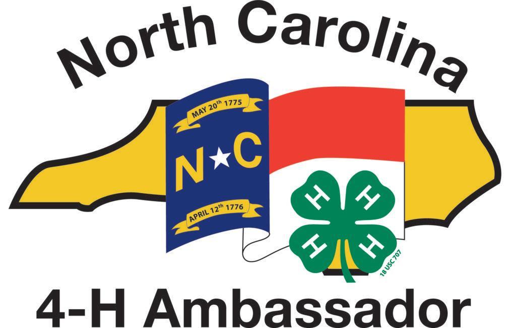 Logo NC 4-H Ambassador