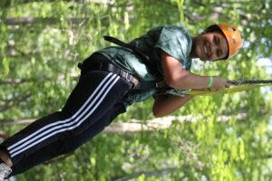 Ropes activity