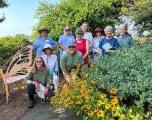 Cover photo for Alamance Gardener, September 2021