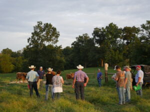 Cover photo for Participants Gain Knowledge at Recent Beef Cattle & Forages Workshop